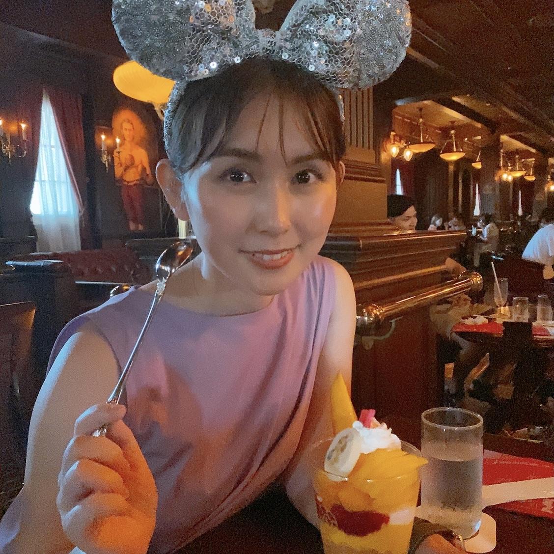 【ディズニーレストラン】カフェ・ポルトフィーノのスペシャルセット食べてきました♪_6