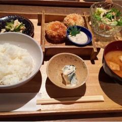 恵比寿のおすすめお豆腐料理ランチ♡♡
