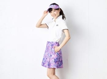 【23区GOLFcoodinate】ゴルフ女子必見!夏のゴルフコーディネート3色展開!