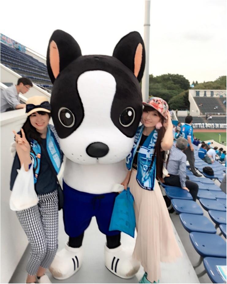 ♡【サッカー観戦】横浜FCvs水戸ホーリーホック♡モアハピ◡̈のぞみ♡_6