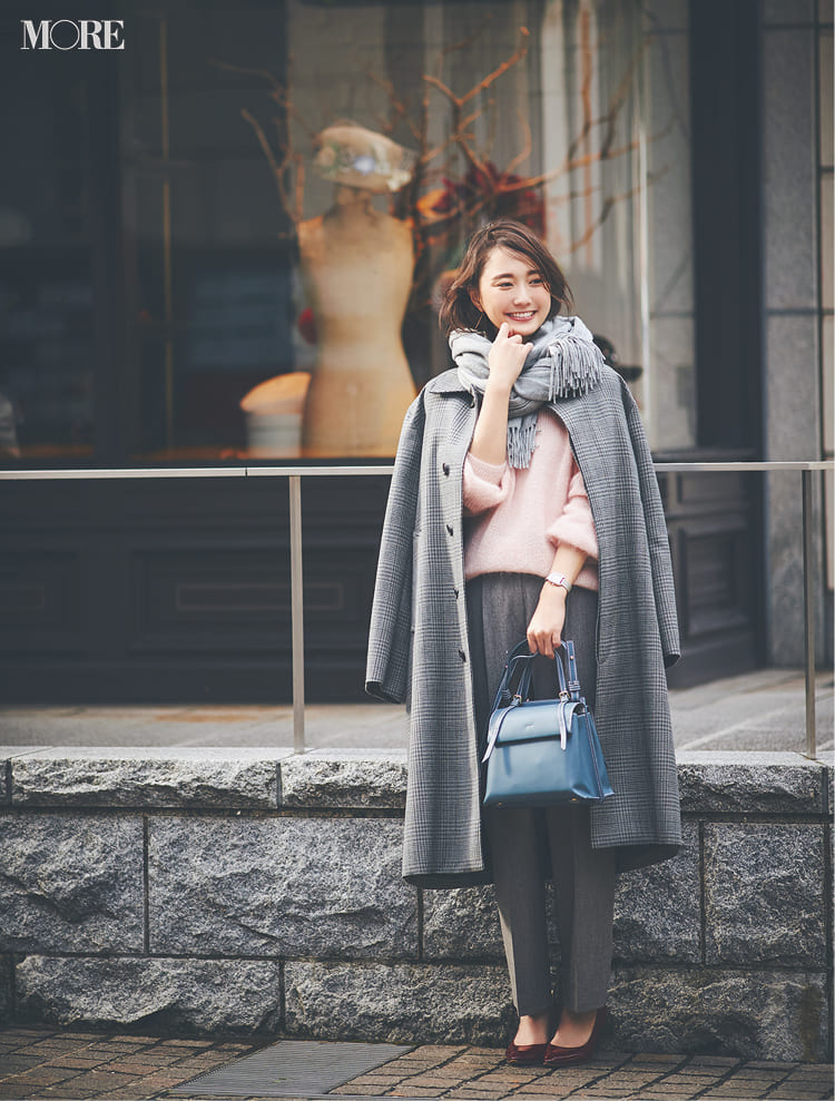 【2020】冬のオフィスカジュアル特集 - ユニクロなど20代女性におすすめの人気ブランドの最新コーデまとめ_60