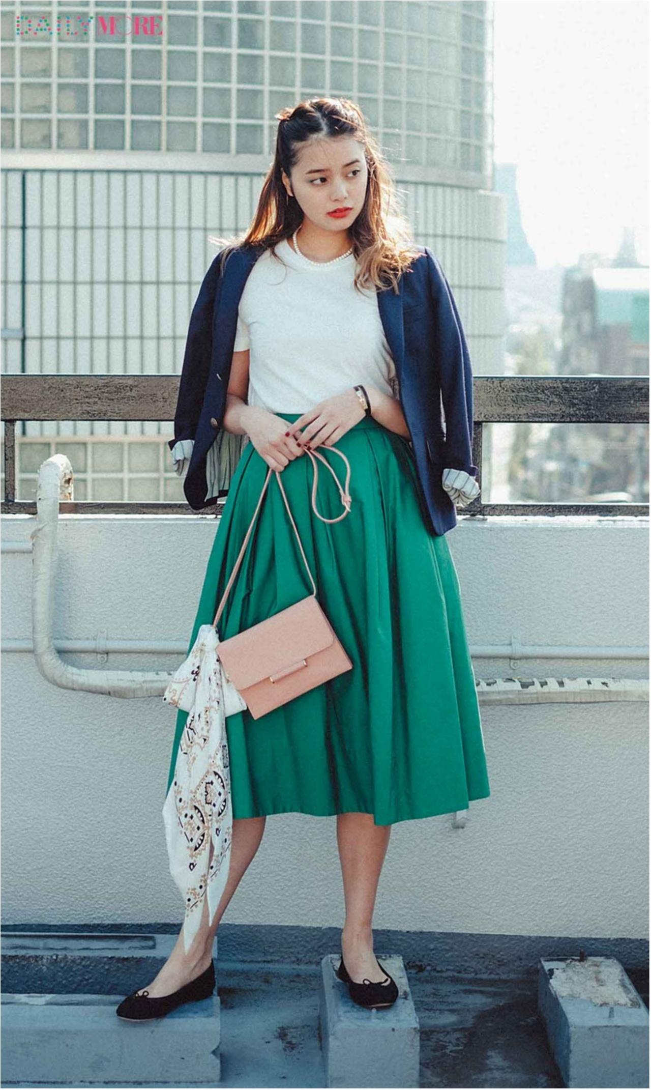 夏→秋の冷え対策に♪ おしゃれでかわいい「羽織りもの」コーデまとめ♡_1_3