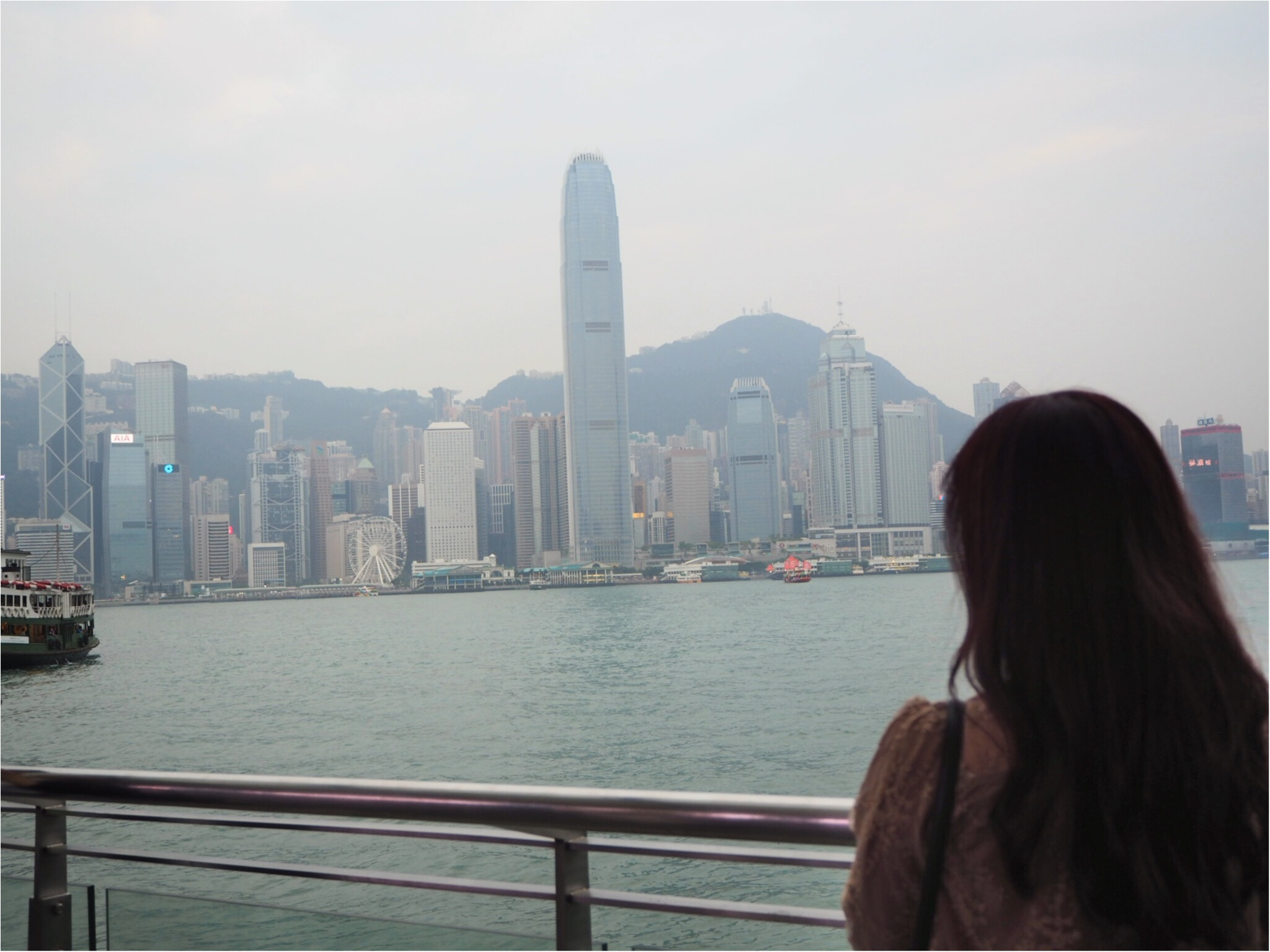 香港旅行♡夜景が一望できるスポットを紹介します !_1