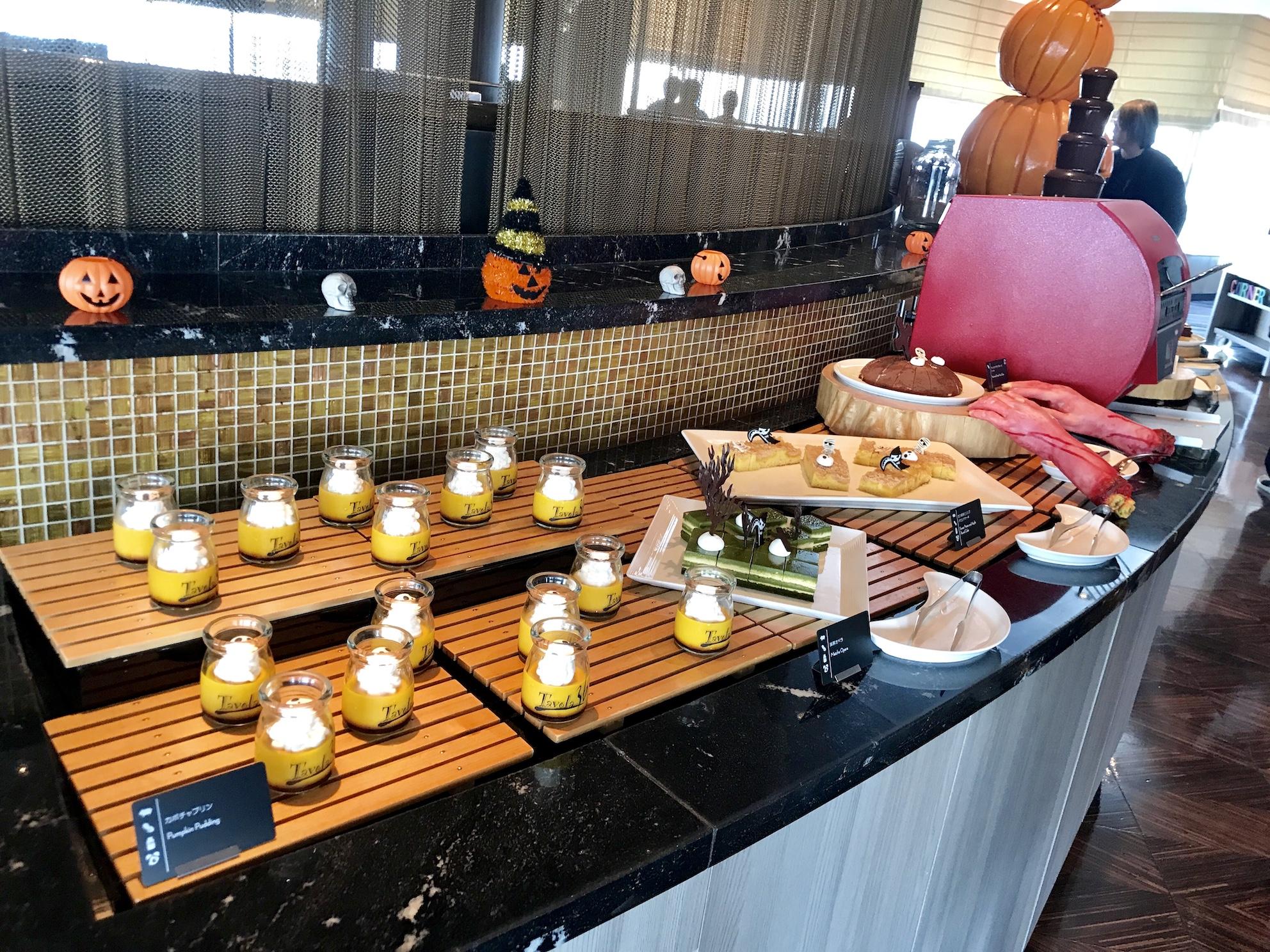 【ハロウィンスイーツブッフェへ出掛けよう!】10/5〜スタート!スイスホテル南海大阪 Swiss Chocoholic Halloween Buffet レセプションに行ってきました。【大阪 難波 なんば】_5