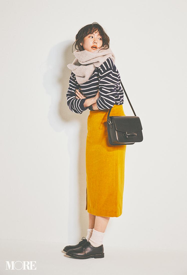 楽しい予定がぎっしりなら、気分がアガる【冬のきれい色】で♡ | ファッション(2018年編)_1_3