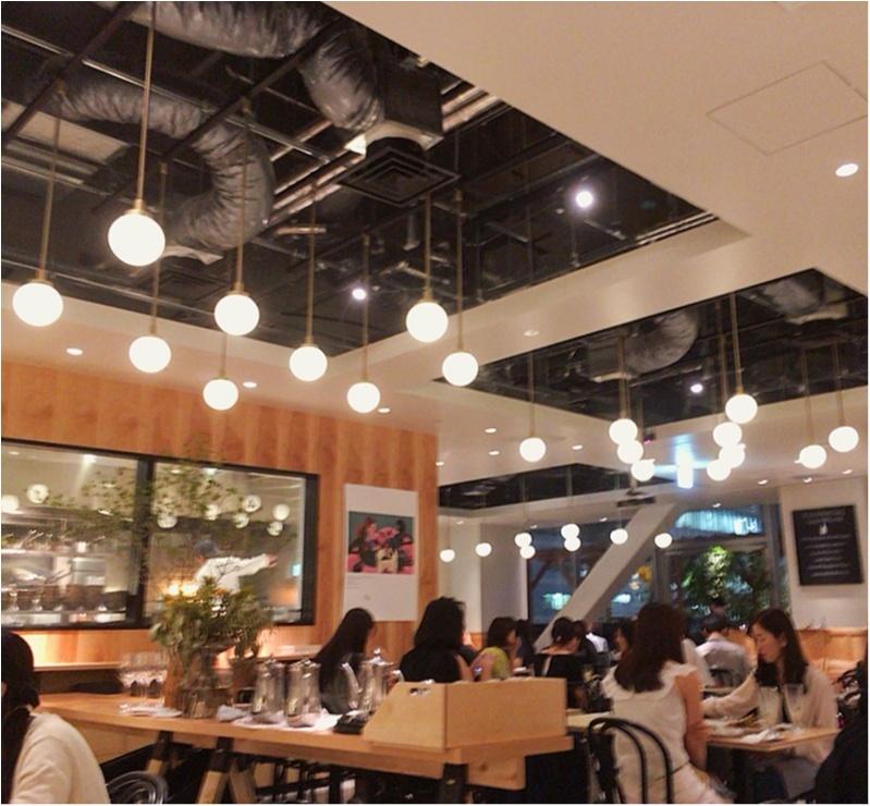 新宿のニュウマンにオープンした鎌倉のレストラン!ガーデンハウスへ行ってきましたー(^^)_1