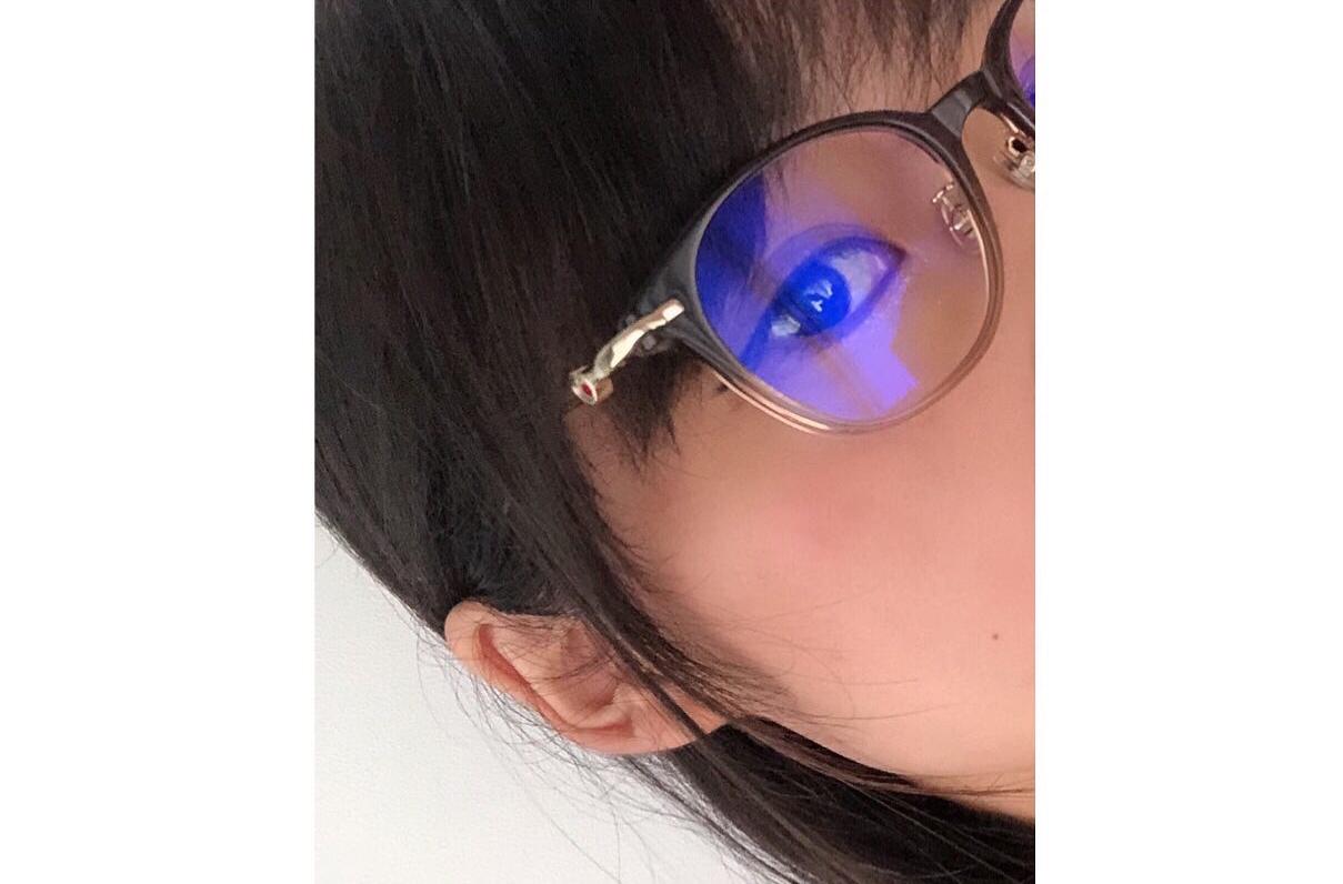 【Zoff】アクセサリーみたいな可愛さ♡ディズニープリンセスのメガネに一目惚れ(๑>◡<๑)! ブルーライトカット仕様は追加料金0円!_6