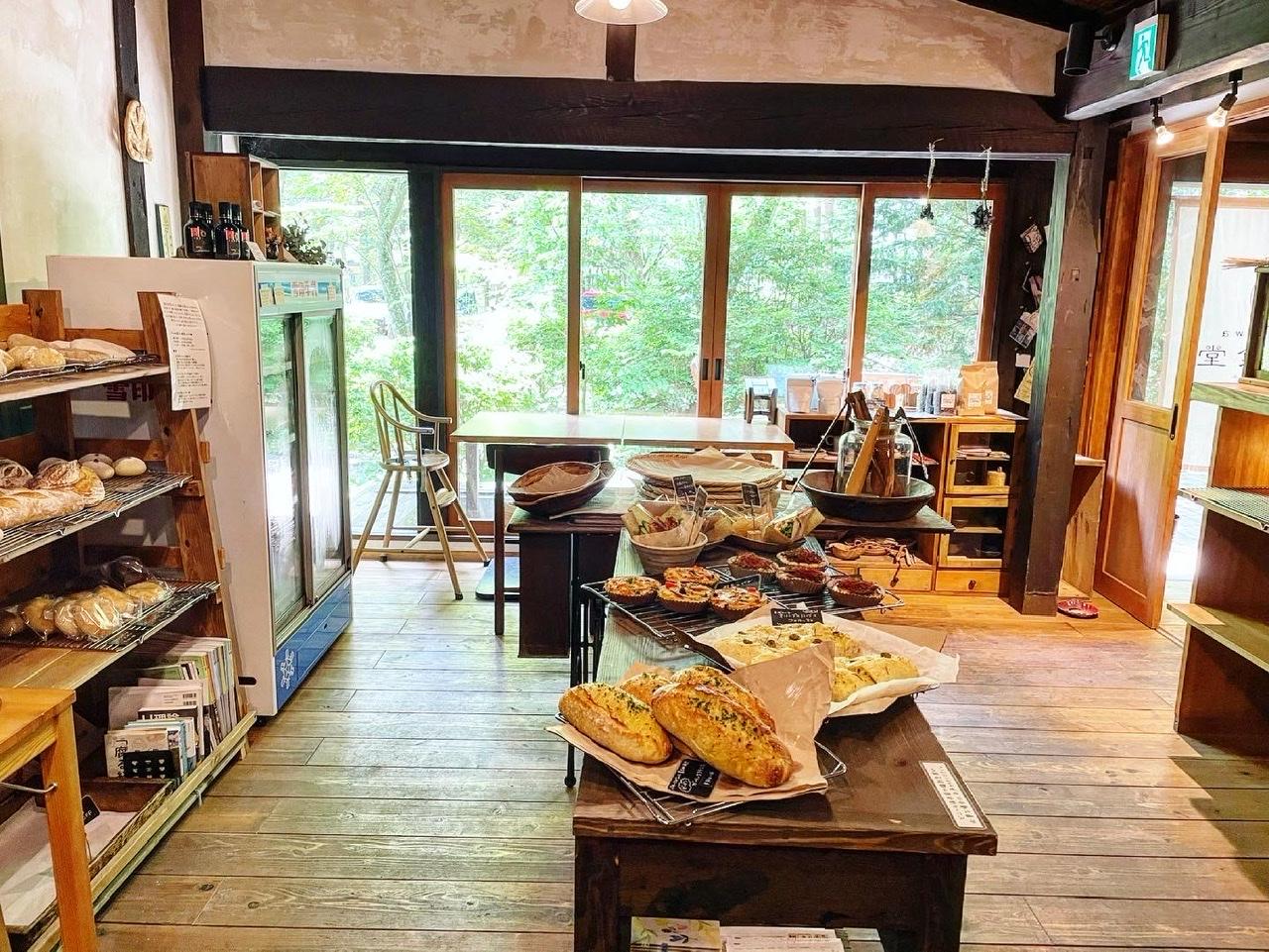 【森の中で見つけたパン屋】砂糖不使用・全て手作りの心と身体に優しいパン_7