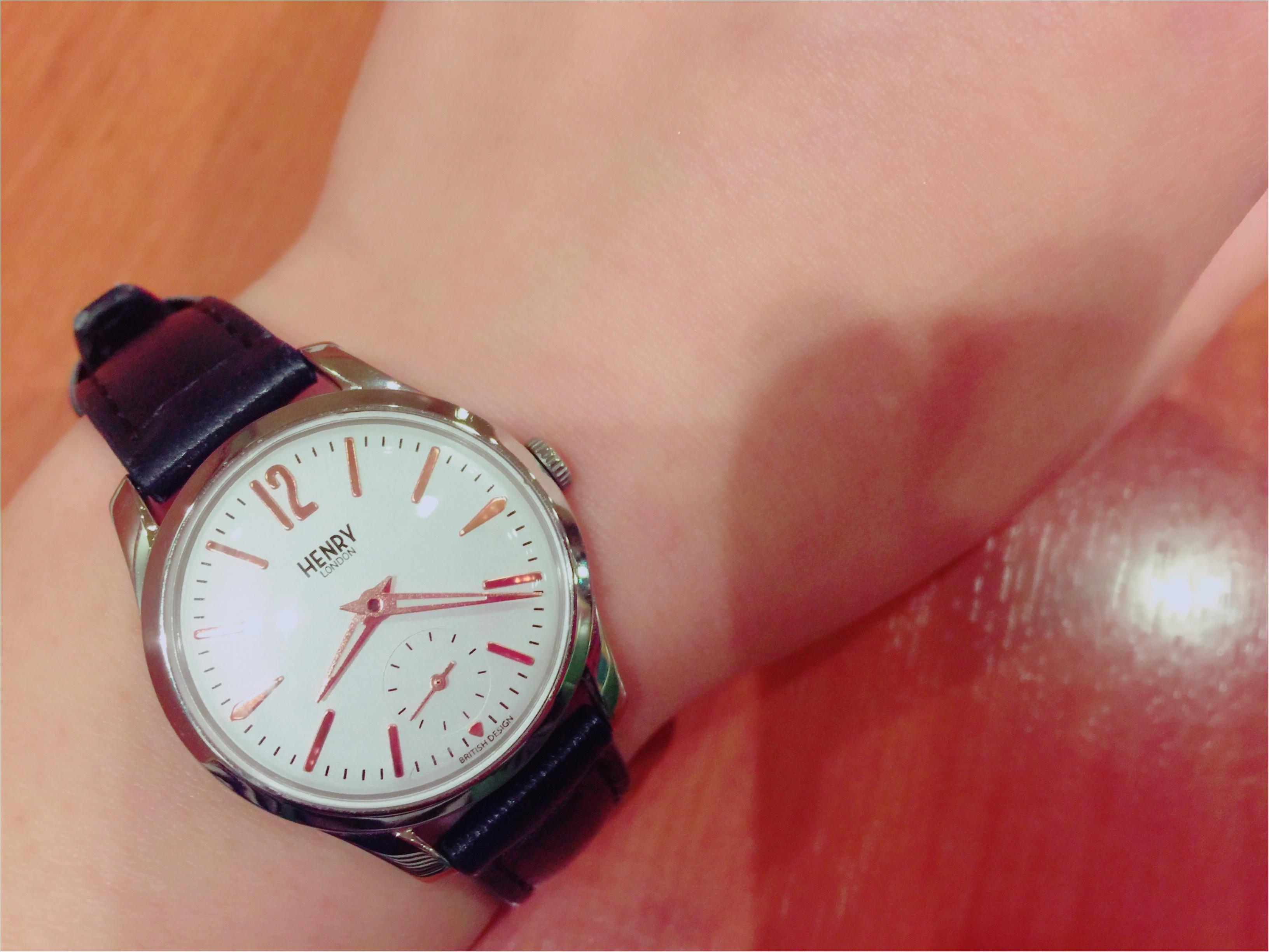 みんなと同じ腕時計は…という方はコレ!♡_3