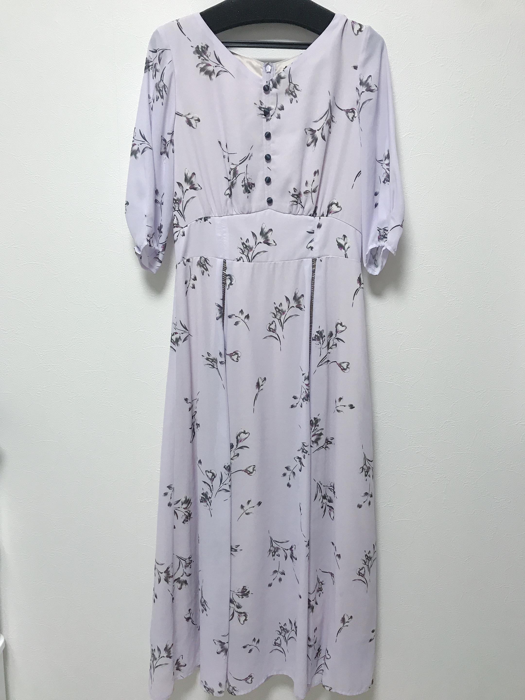 《ワンピ大好きママ》今期購入した春ワンピ紹介Part1_1