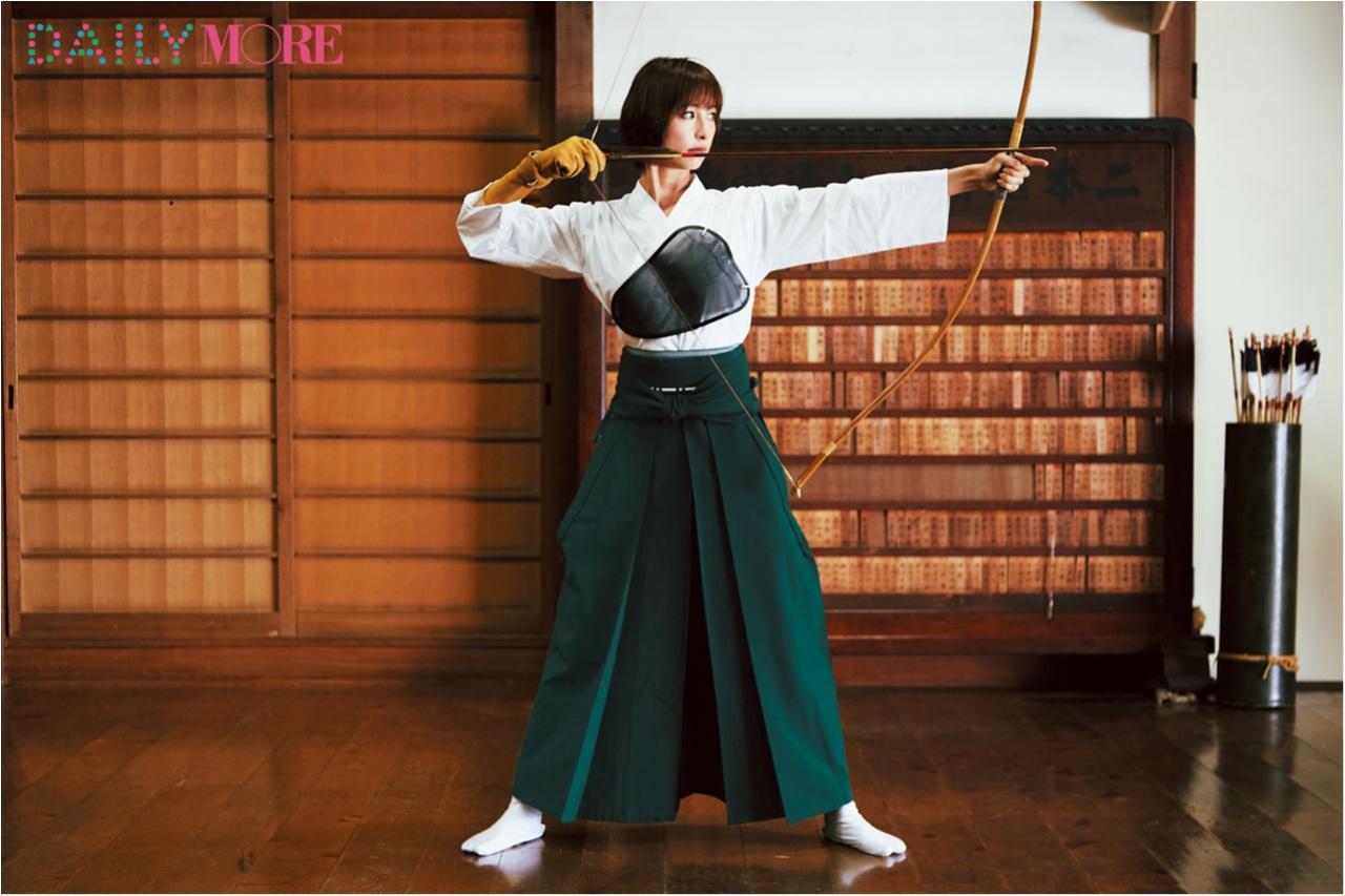篠田麻里子と学ぶ、話題の「弓道」の楽しみ方!【麻里子の「和」コトハジメ】_1