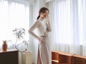 Premiumインフルエンサーズのインスタ拝見! フード&空間スタイリスト・赤埴奈津子さんは、『NOKCHA』のパンツがお気に入り♡