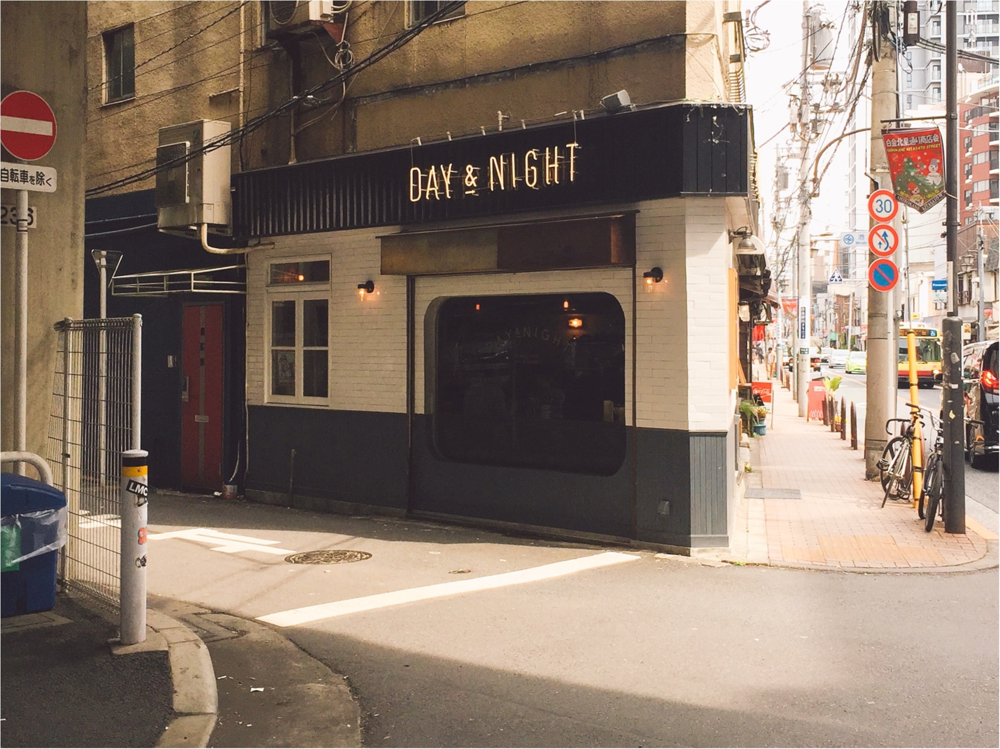 どこを撮ってもおしゃれ?白金のおしゃれカフェ『DAY&NIGHT』でサンドイッチを!!_1
