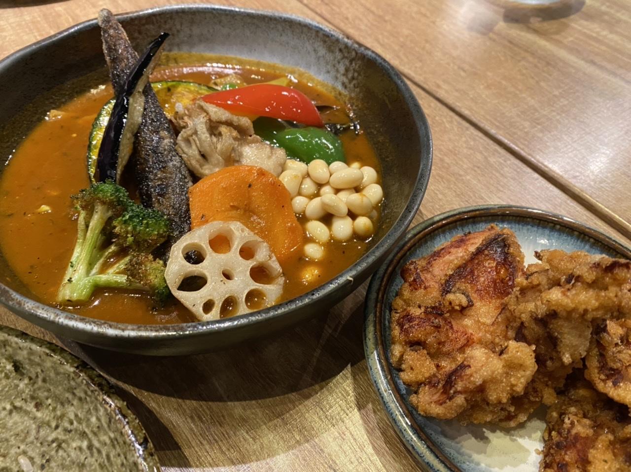 【北海道カレー】Rojiura Curry SAMURAIをご紹介☀︎_3