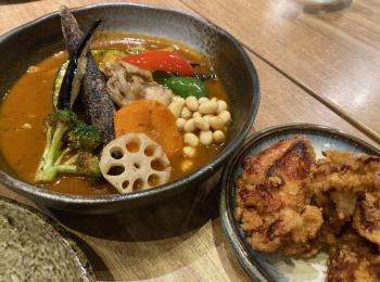 【北海道カレー】Rojiura Curry SAMURAIをご紹介☀︎