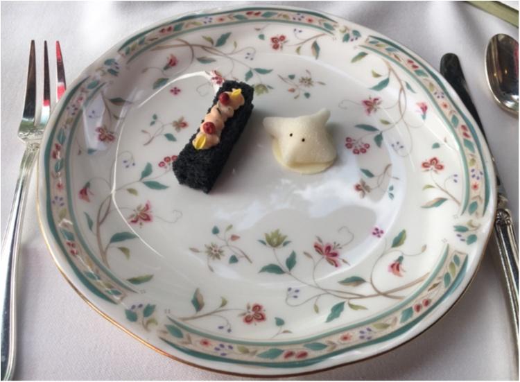 【ハロウィン】おばけちゃんに出会う♡大人のハロウィンは《ホテル椿山荘東京 ル・ジャルダン》のアフタヌーンティーで♪_3