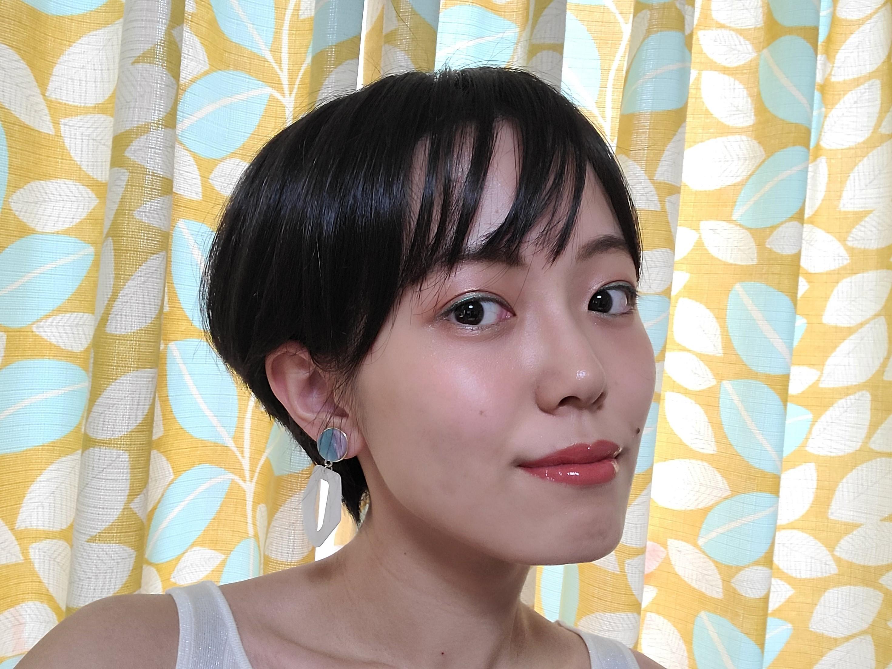 【LUNASOL】気分上がる!フラッシュクリエイーター☆MintyOcean使い方研究☆_4