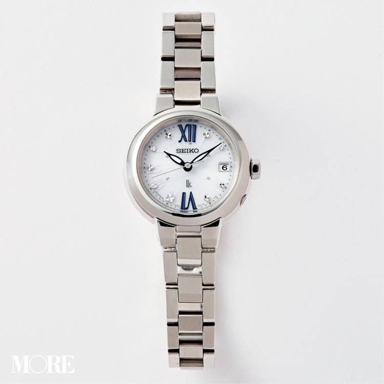 手もとから「信頼」を得る! 才色兼備な腕時計を味方につけて☆_2_4