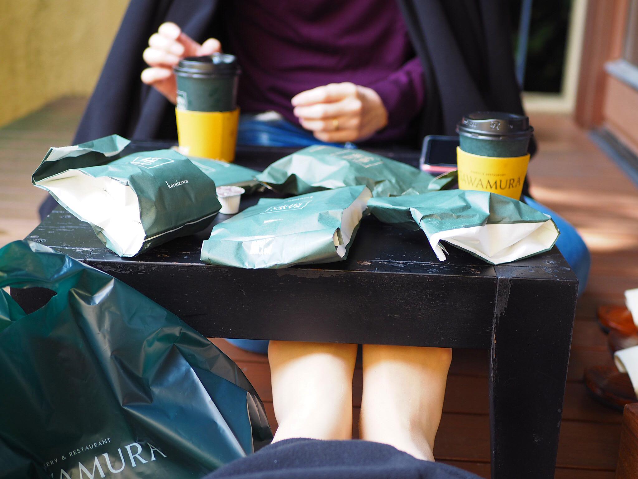 【軽井沢の朝食】は「沢村」のパンと珈琲がおすすめでした❁❁❁_7