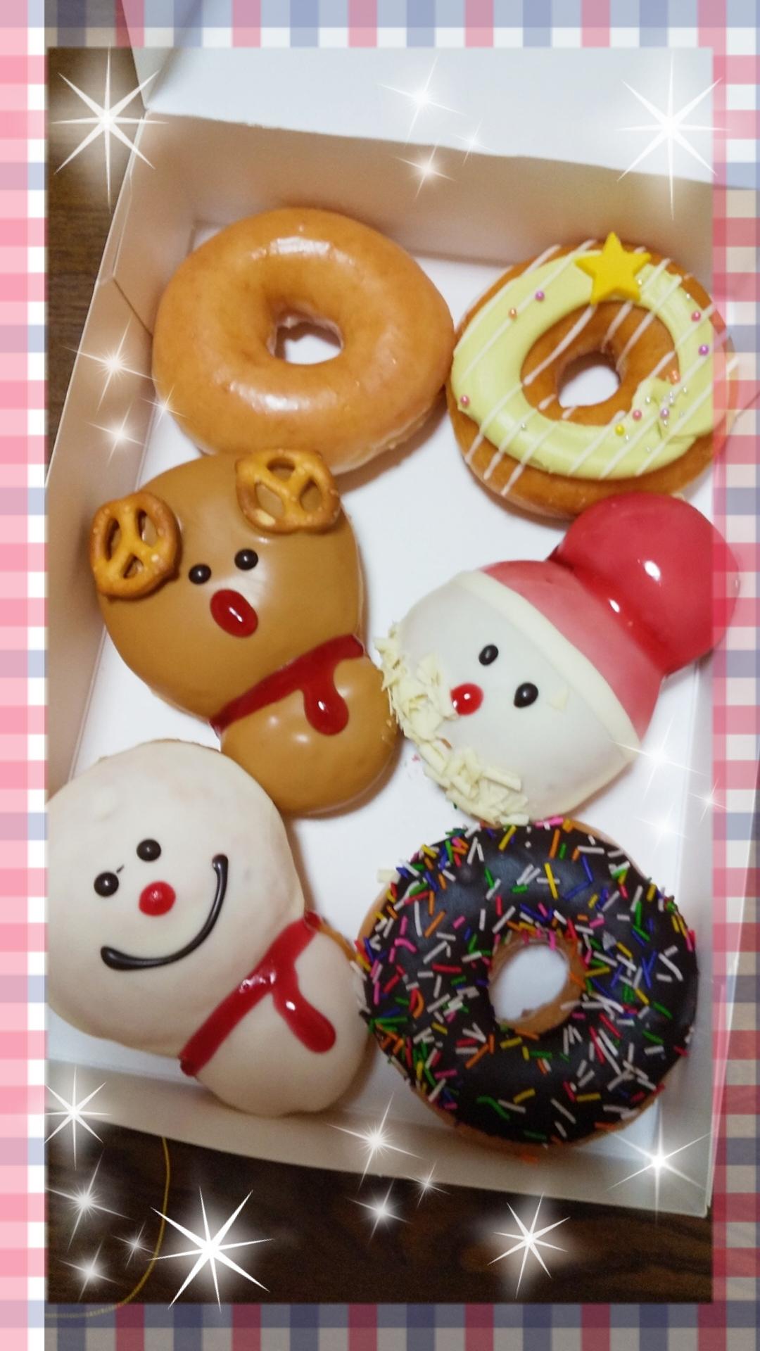 【一足先にクリスマス気分を】クリスピー・クリーム・ドーナツのBABY MERRY  Holidayがかわいすぎる!_1