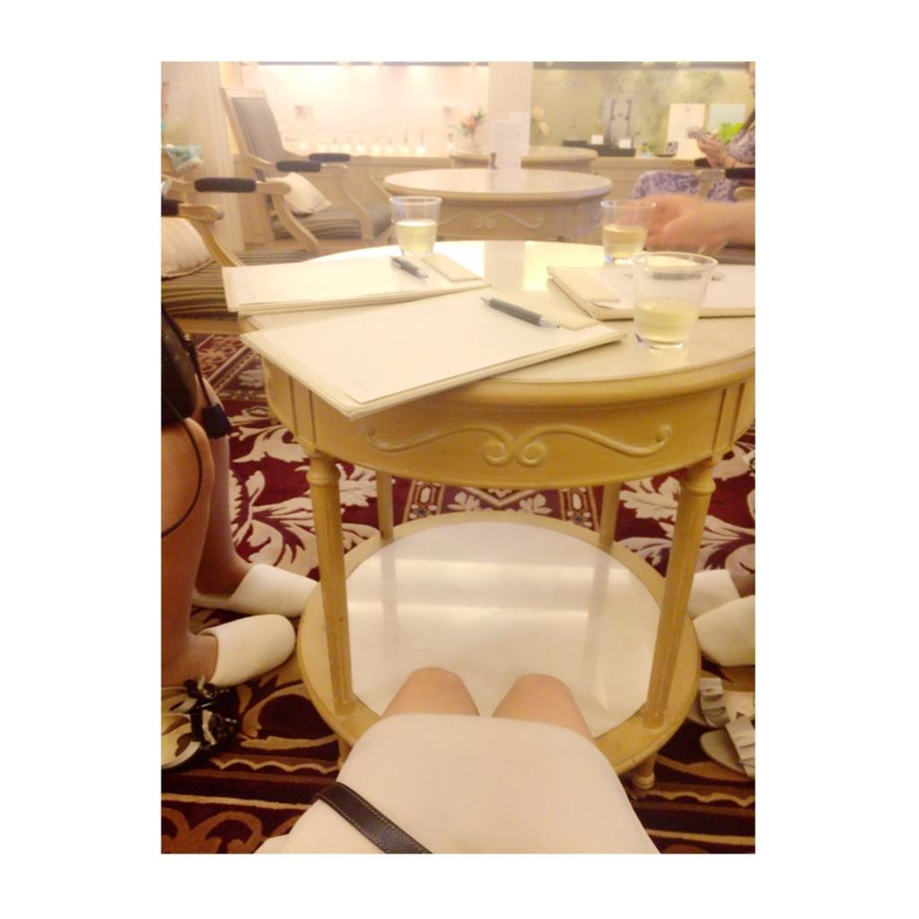 ホテル女子会*優雅に素敵な時間を楽しんじゃうなら*WESTIN HOTEL TOKYOで決まり*_8