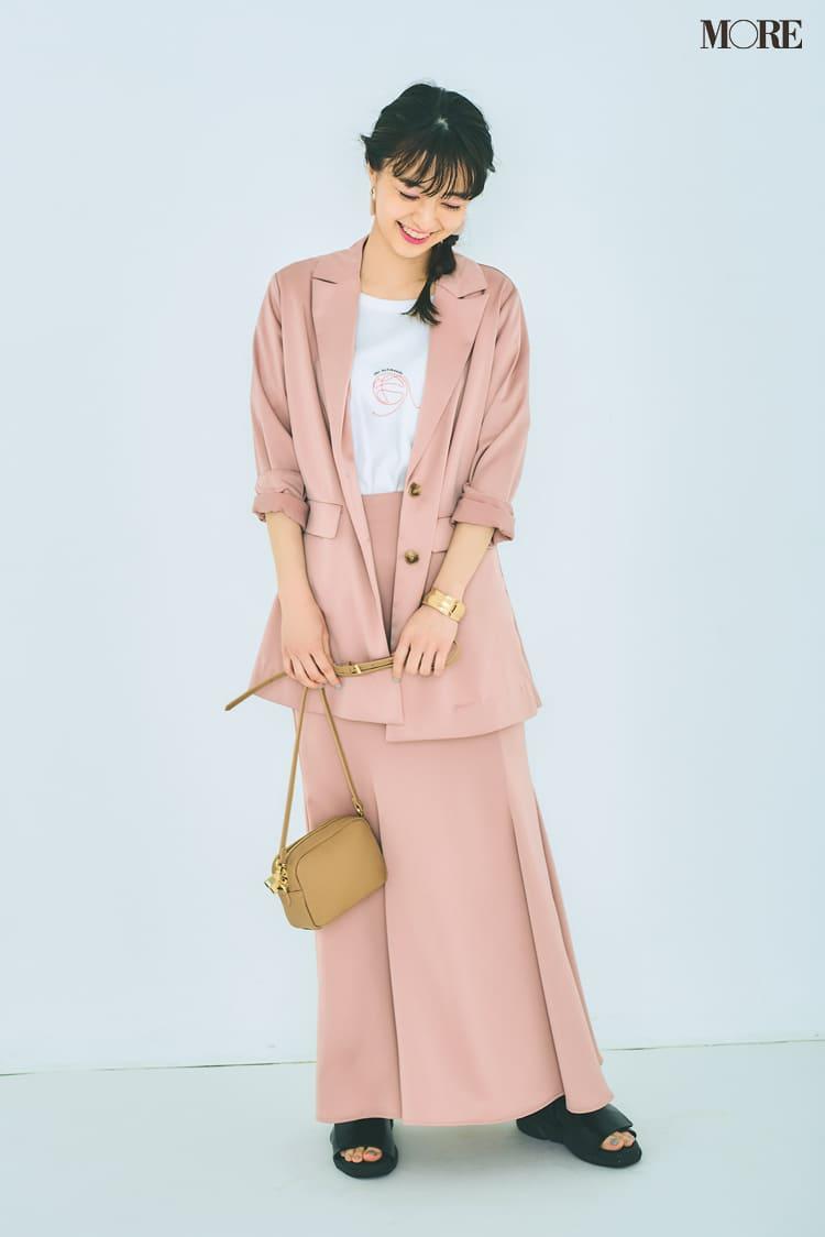 レディースセットアップ《2020》特集 - 人気ブランドのおすすめジャケット&パンツ・スカートのコーディネートまとめ_6