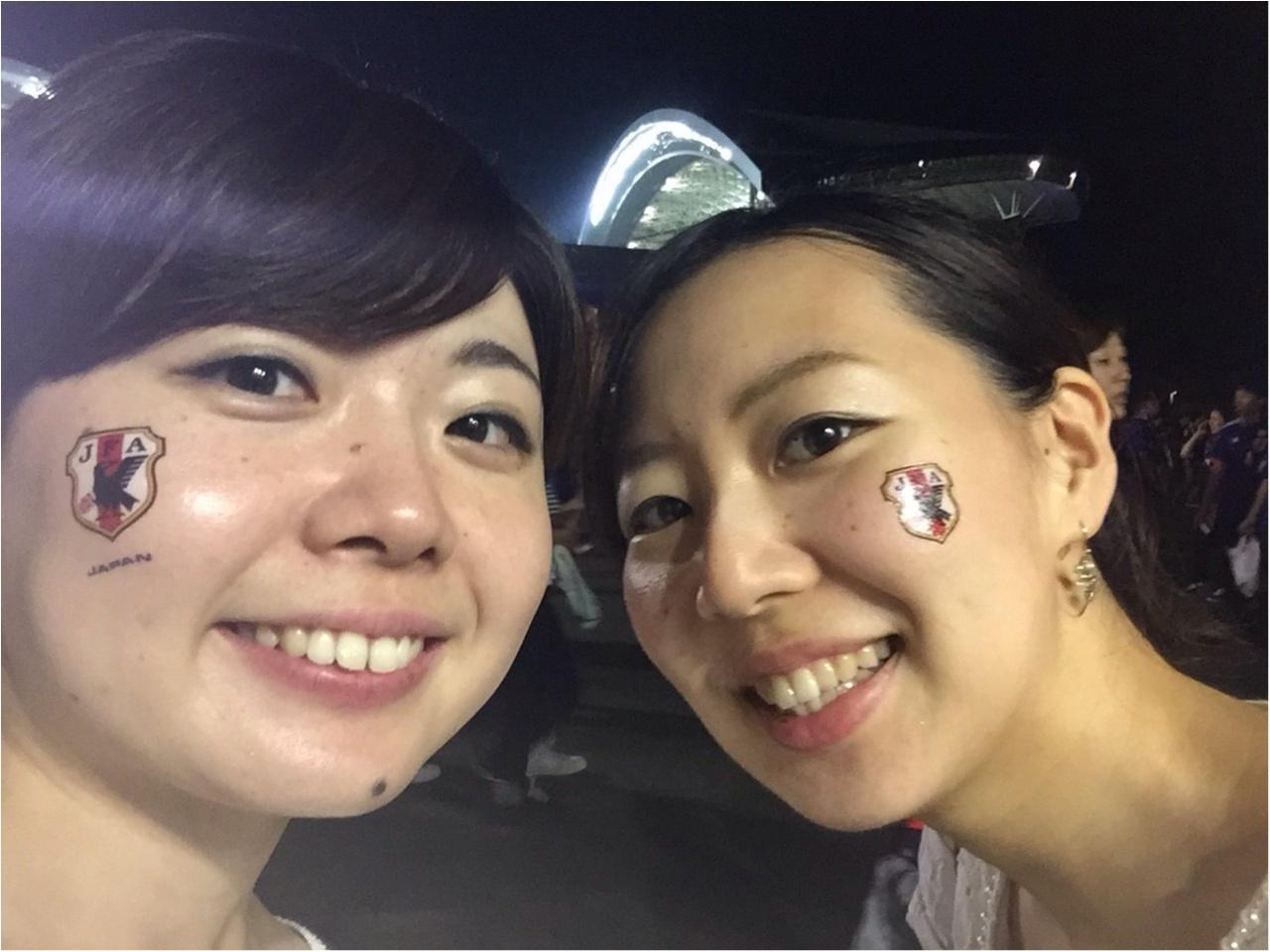 明日はサッカー日本代表戦!!_4