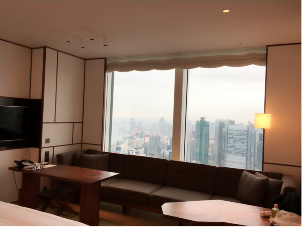 アンダーズ東京に宿泊したら天国かと思った。_2