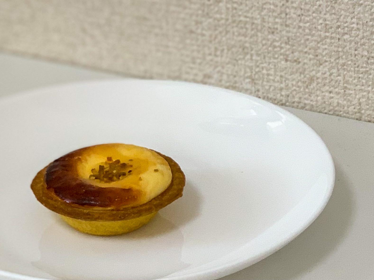 BAKEの潮風レモンチーズタルトの画像