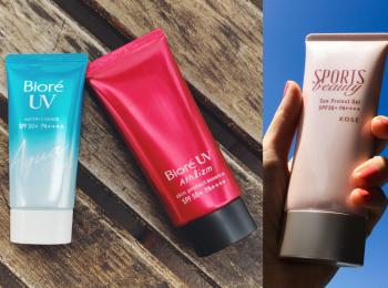 日焼け止め特集《2019年最新版》- 焼けない プチプラ 敏感肌さん向けなど人気のUV対策アイテム