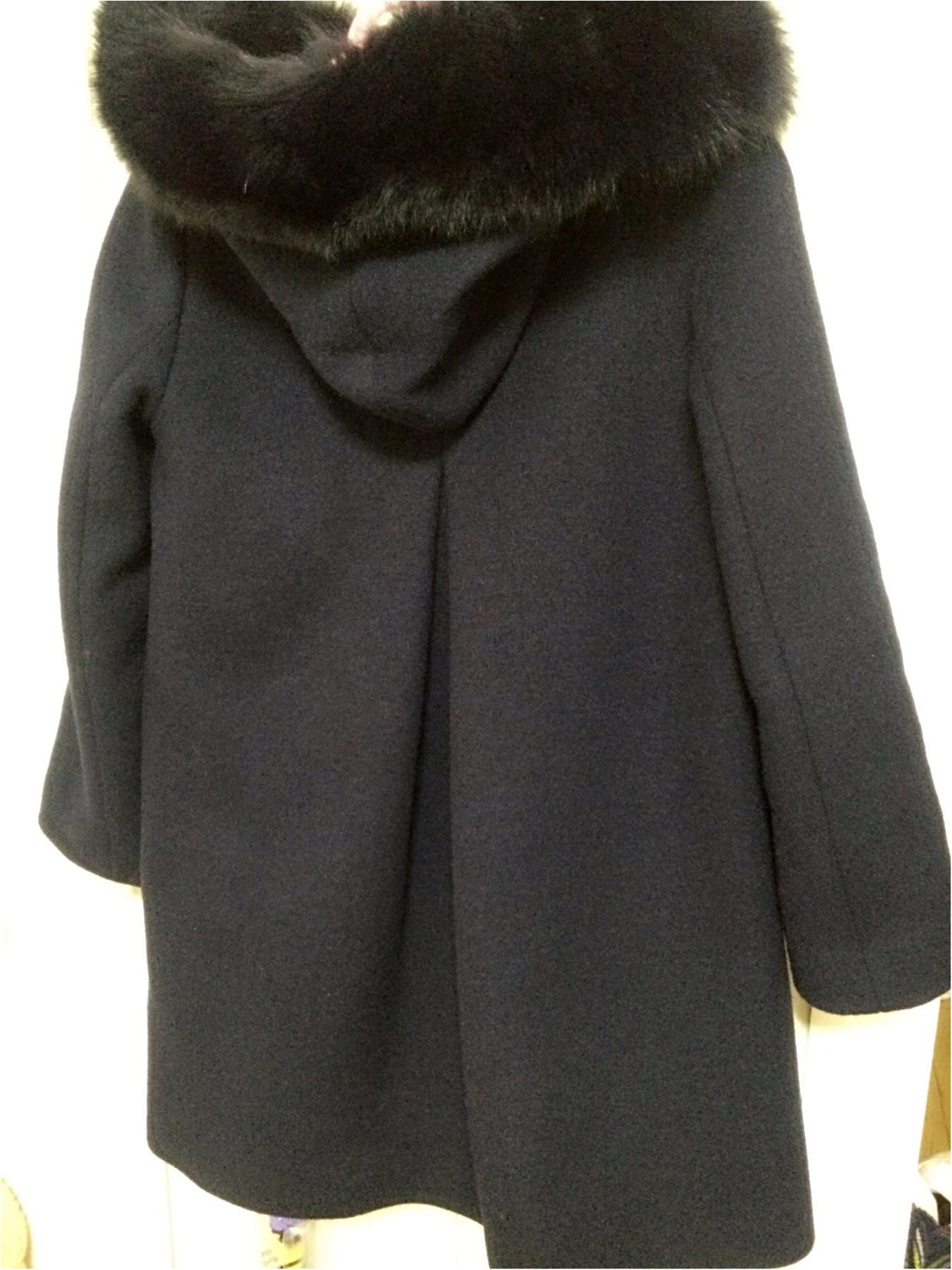 今年の冬コートはREDY AZELに決まり!♡超便利な5wayコート!_3