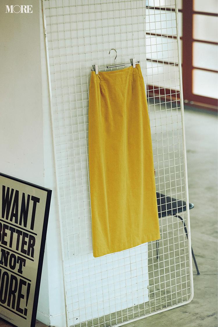 ロングスカートコーデ特集《2019秋》- プリーツスカートやチェック柄スカートなど、旬のスカートコーデまとめ_22