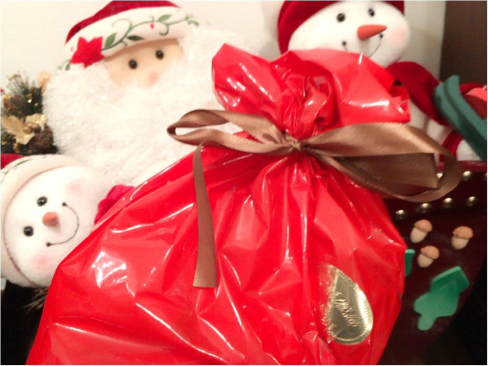 ロクシタンのクリスマス♡花シャワーの香りでハッピー(●´ω`●)_1