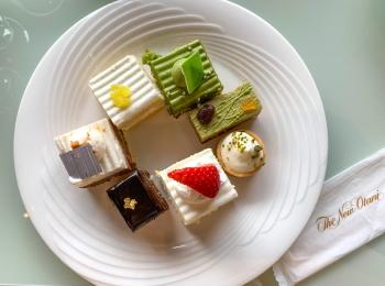 【ビュッフェ】ホテルニューオータニで抹茶とメロンとチョコレート❤︎