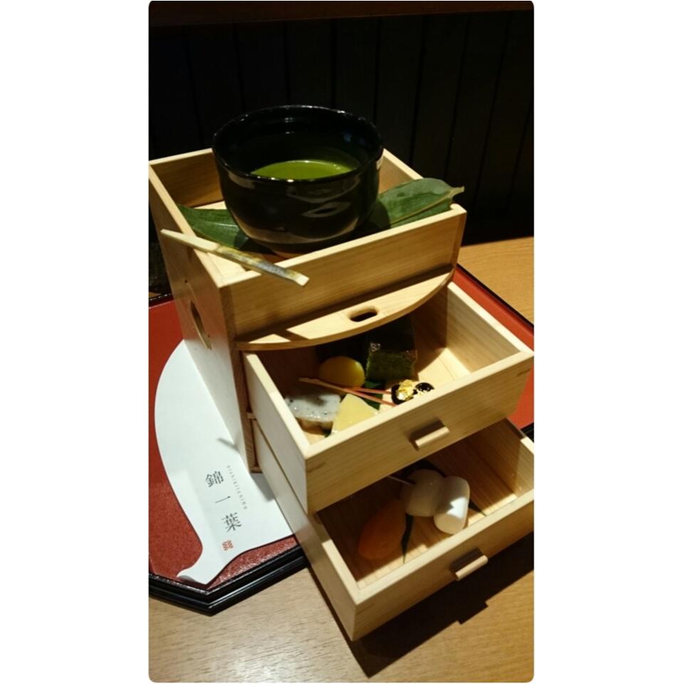 まるで「宝石箱」のよう♡京都のおすすめカフェ『錦一葉』_4