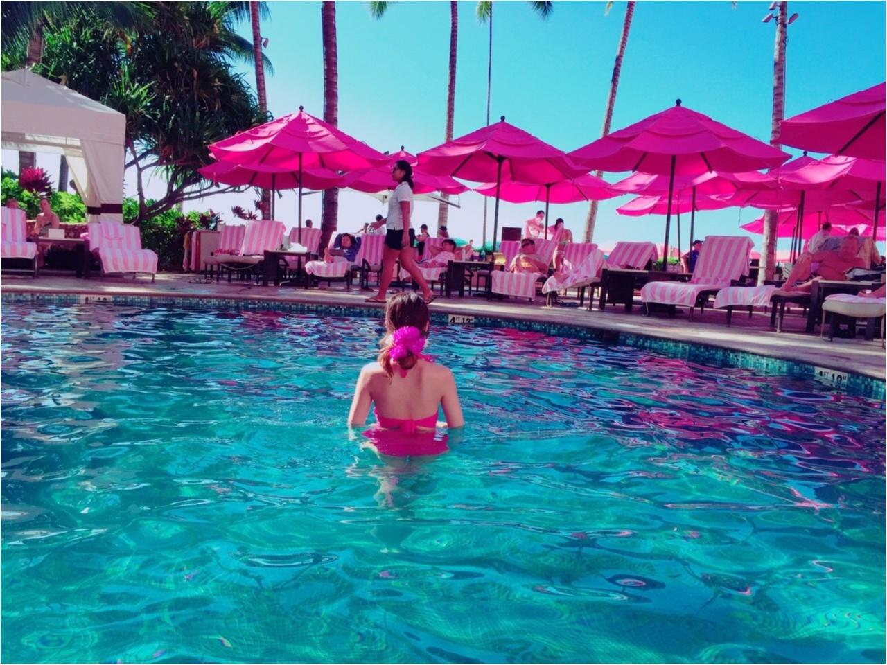 【TRIP】泊まった人だけが味わえる!HAWAII♡ピンクパレスのバナナブレッドが美味しすぎる。_1
