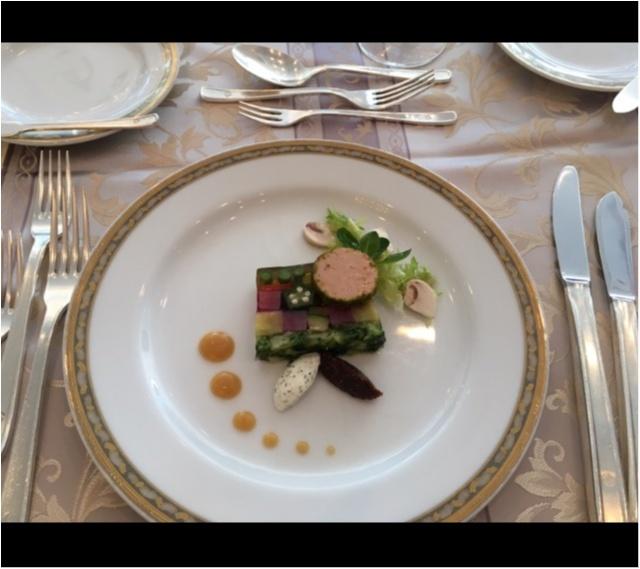 気になる!?ニューオータニでの結婚式お食事メニュー❤️_3