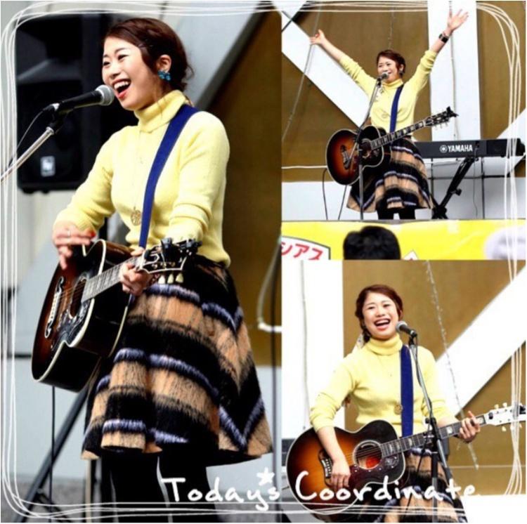 【唄と】サイキンノユッコ【ファッション】冬はモコモコを取り入れでテンションUP!_1