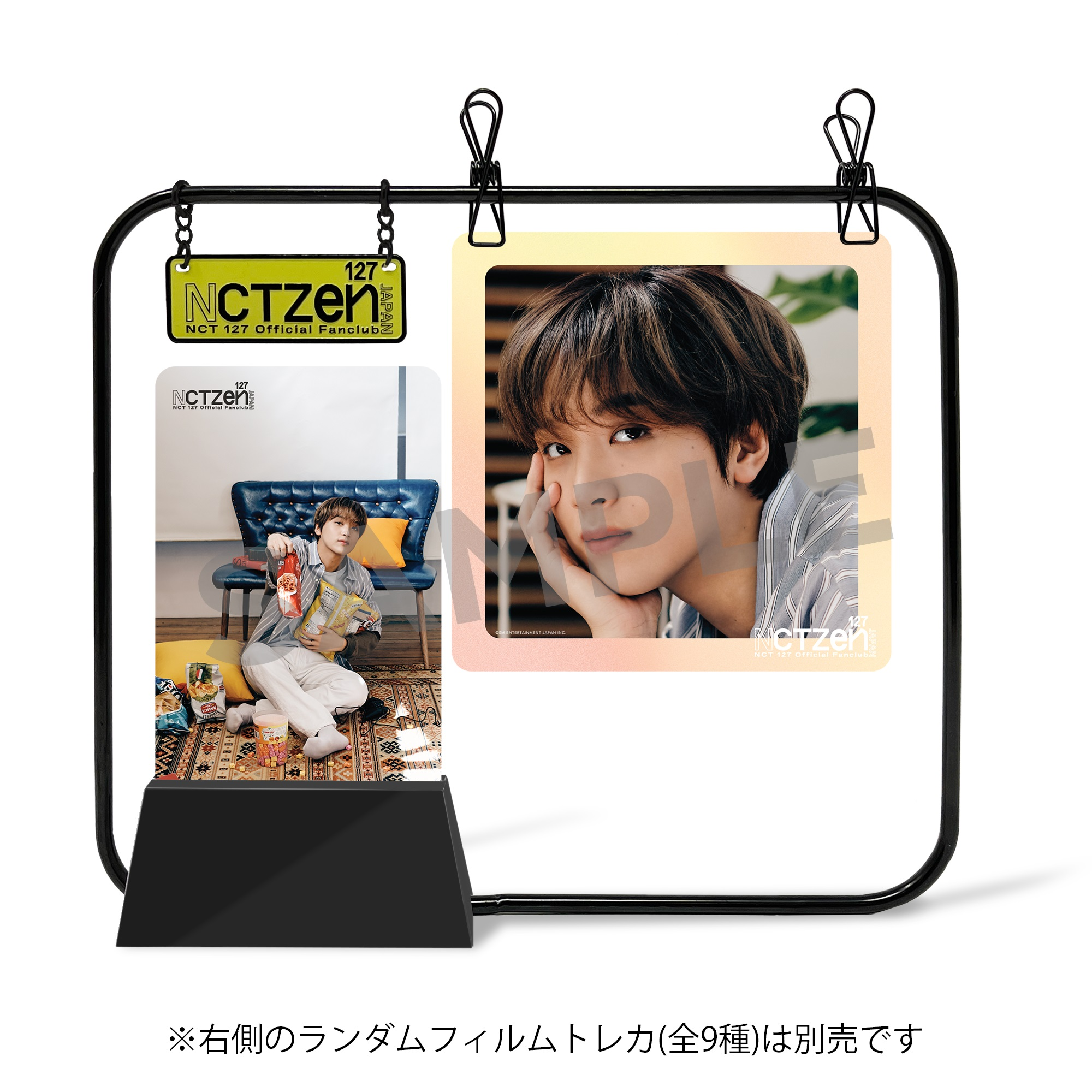 【NCT 127】『NCT 127 OFFICIAL BOOK Vol.4』グッズを、メンバー別に詳しく紹介!_10_3