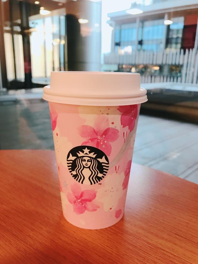 【スタバ】SAKURAシリーズ♡2019年は満開の桜をイメージ♡_5
