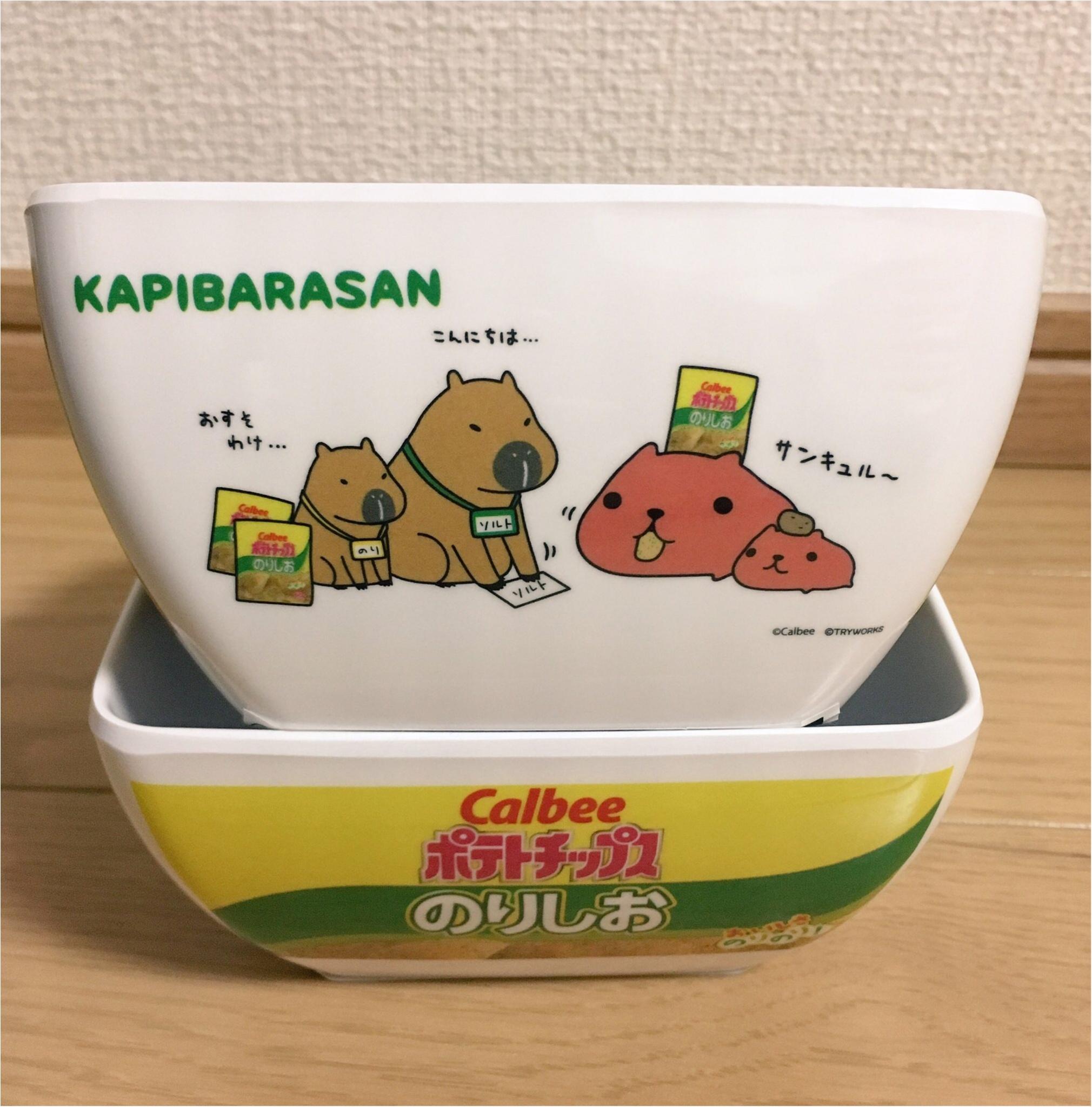 『カピバラさん×東京駅』作者チダケイコ先生サイン会&Calbeeプラスに行ってきました(*´ ˘ `*)♡_11