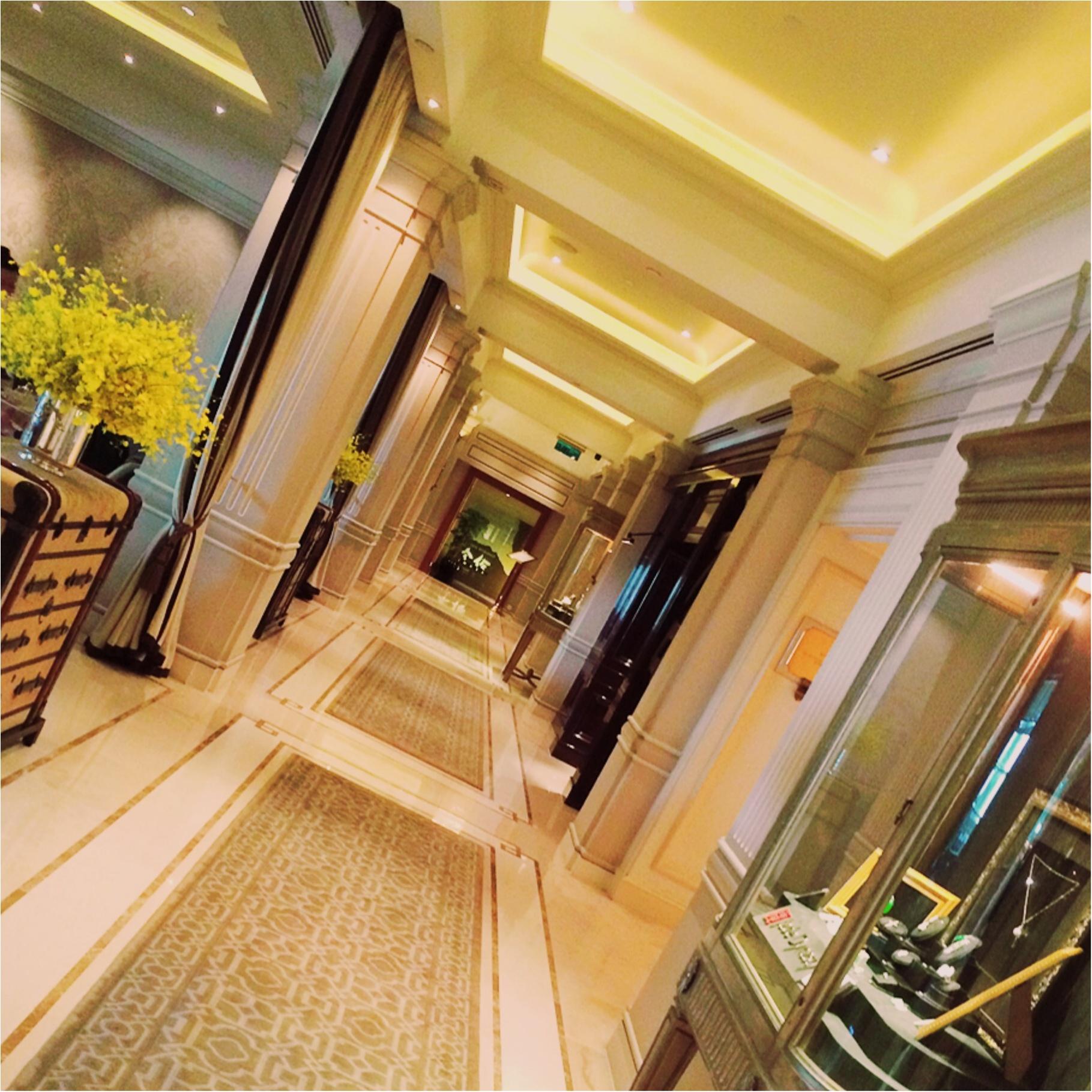 ★気分はまるでお姫様♡香港屈指のラグジュアリーなホテルでアフタヌーンティーを楽しもう★_6