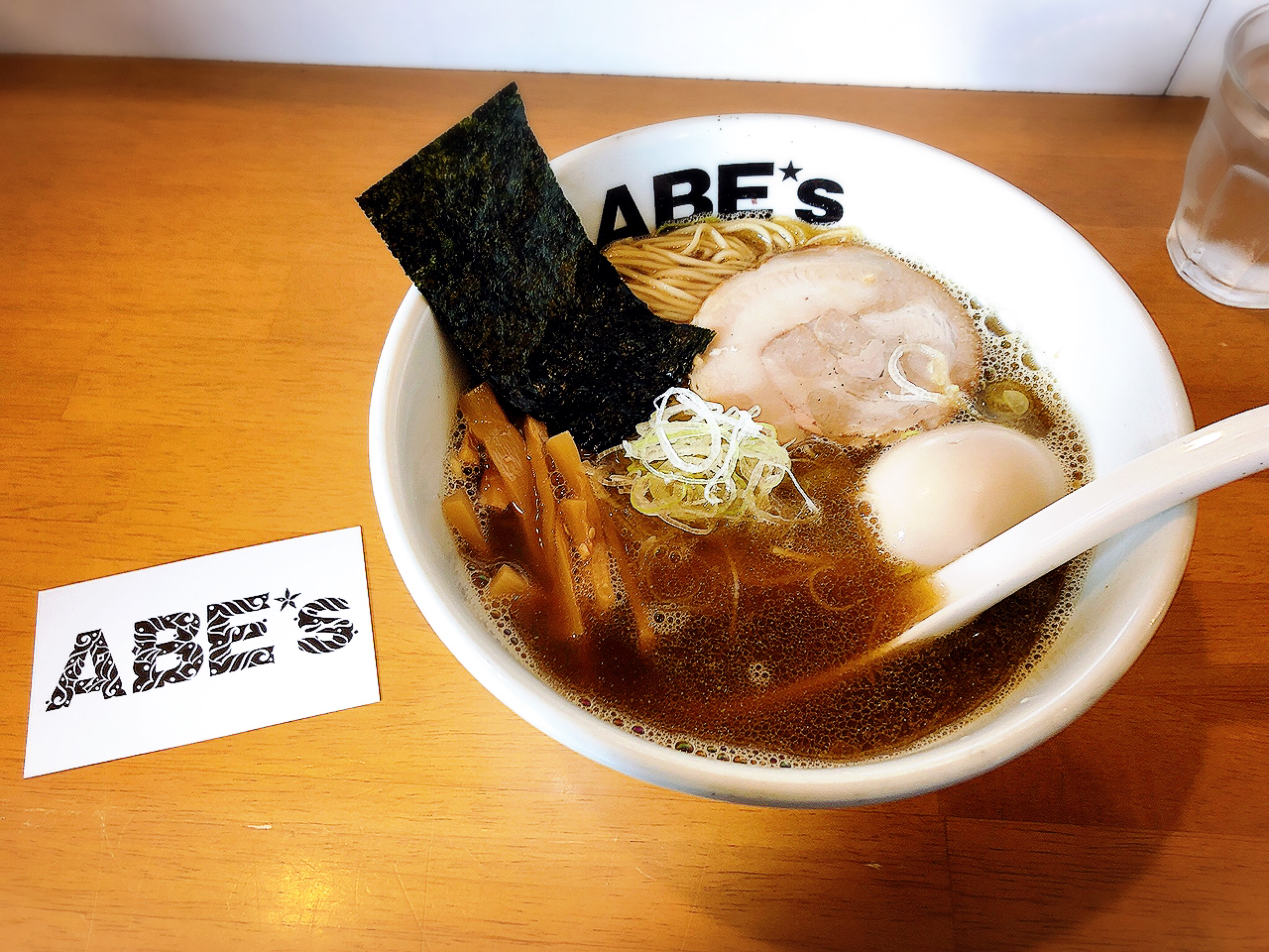 【#静岡】大人気のラーメン屋さんABE's♡煮干しラーメンが絶品( ´ ▽ ` )!_4