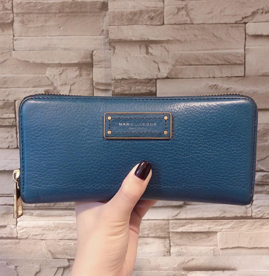 【20代女子の愛用財布】『MARC JACOBS』の長財布♡初めての記念日に背伸びして買った、思い出のアイテム_1