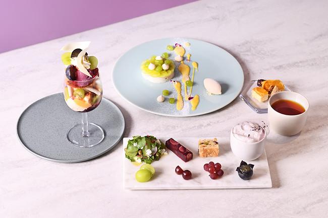 銀座でおすすめの秋スイーツ3選♡ 芋・栗・ぶどうがパフェやパイに。絶品メニューを味わおう♬ photoGallery_1_1