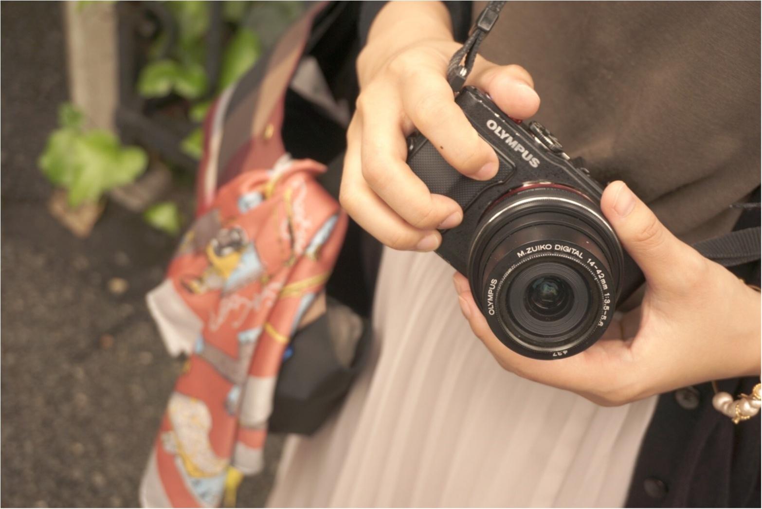 カメラ女子の相棒≪OLYMPUS OMD10 mark2≫を買っちゃいました!~カメラの魅力をご紹介~_2