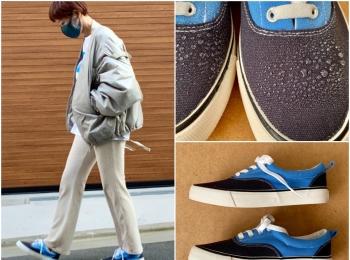 『ワークマン』¥1500の撥水スニーカーをお試し! サイズやカラバリも紹介