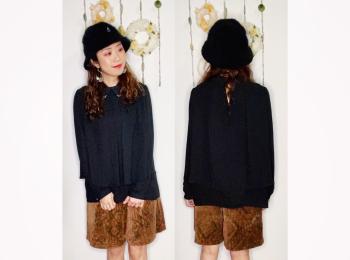 【オンナノコの休日ファッション】2020.9.29【うたうゆきこ】