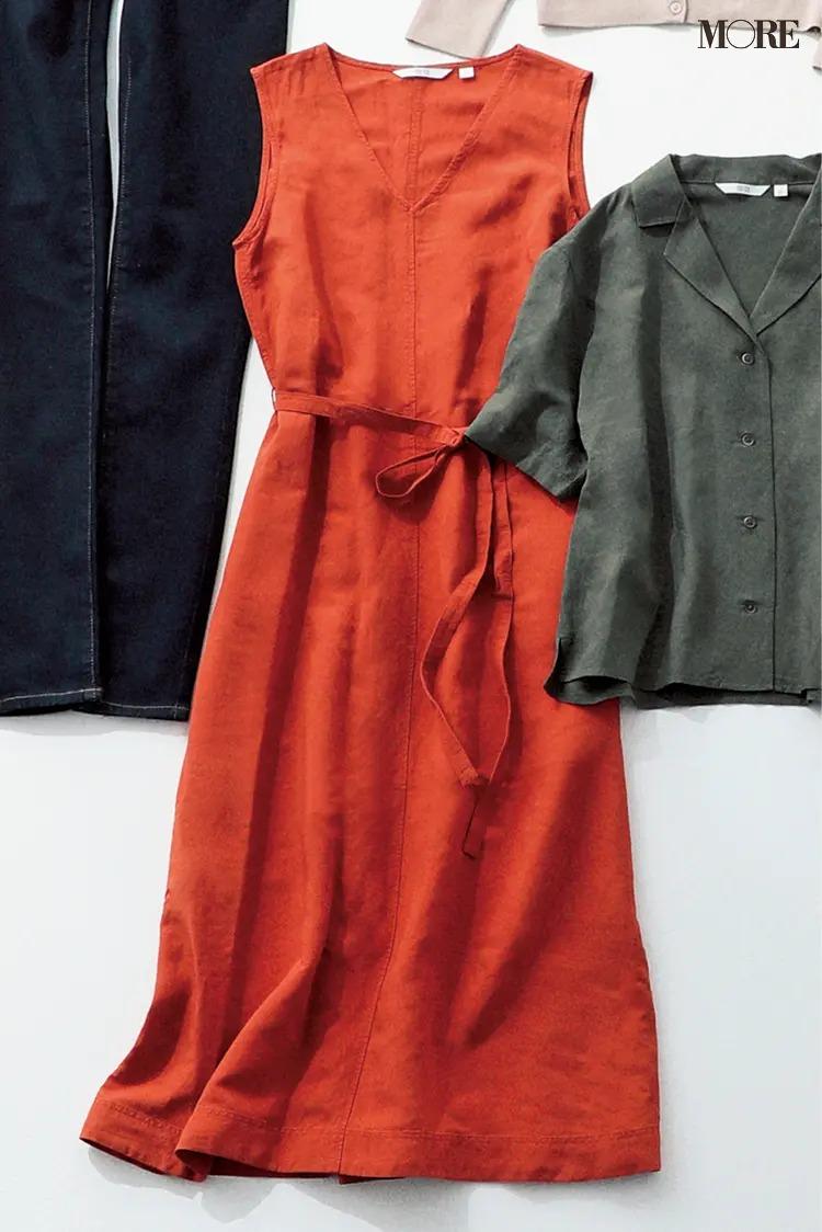 『ユニクロ』新作、体がきれいに見える服だけ集めました!上半身スッキリ見えトップスも【今週のファッション人気ランキング】_3