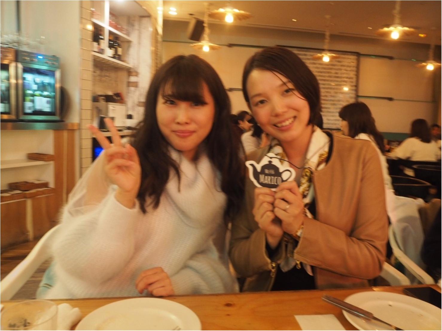 大阪梅田、GARB MONAQUEで関西モアハピ女子会♡_4